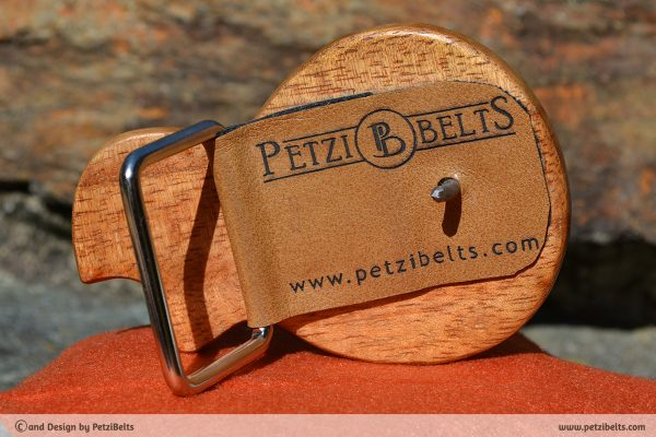 PetziBelts - Music - Guitar PeBep - Koa