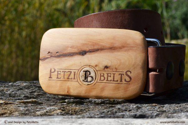 PetziBelts - Print - Cedar - PetziBelts