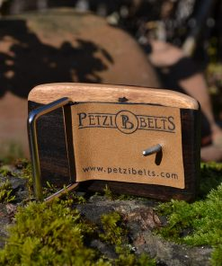 PetziBelts - NB17001AB - African Blackwood